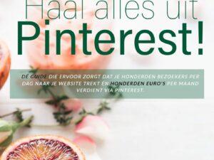 Haal alles uit Pinterest!