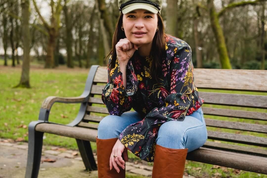 Ondernemer van de maand: Frouke van Frosje branding