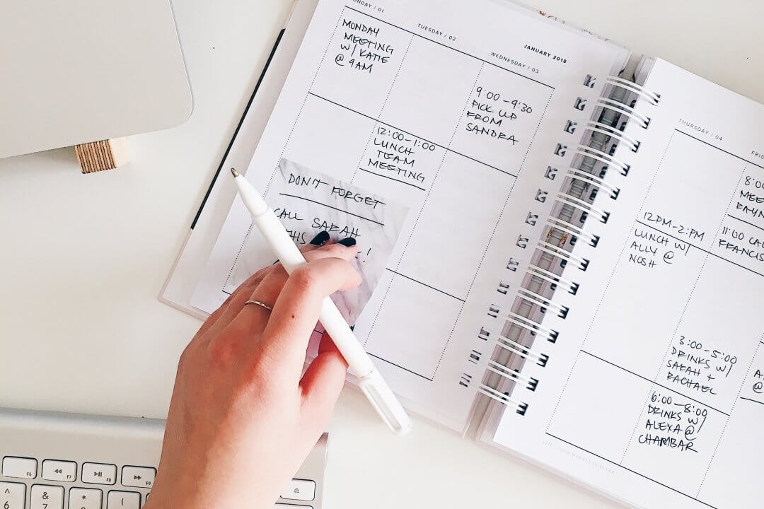 13 tips om alles uit je werkdag te halen